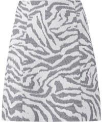 Boss Rock mit Zebra-Muster und Streifenstruktur