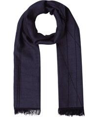 Armani Collezioni Schal aus reiner Wolle