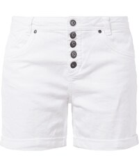 Tom Tailor Denim Coloured Jeansshorts mit Knopfleiste