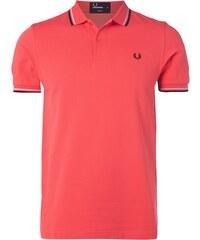 Fred Perry Slim Fit Poloshirt mit Kontrastdetails