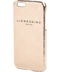Liebeskind Berlin iPhone Case in Metallicoptik