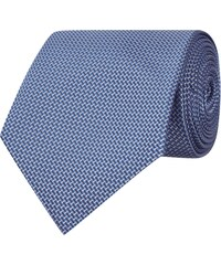 Boss Krawatte mit feinem Webmuster