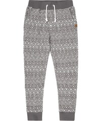 Review for Teens Jogpants aus Strick mit Ethno-Muster