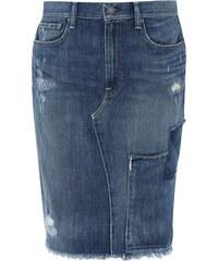 Polo Ralph Lauren 5-Pocket-Jeansrock im Destroyed Look