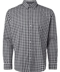Christian Berg Men Freizeithemd mit Button-Down-Kragen