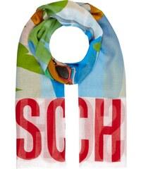 Moschino Pareo mit Bärchen Strand-Print