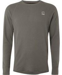G-Star Raw Sweatshirt mit Gitterstruktur
