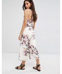 Vero Moda - Jupe-culotte douce à fleurs - Multi