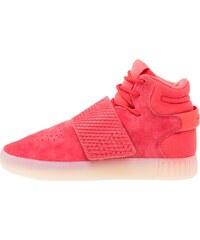 adidas Originals TUBULAR INVADER Sneaker high red/vintage white