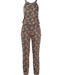 Esprit Collection Jumpsuit mit ornamentalem Allover-Muster