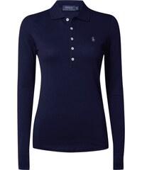 Polo Ralph Lauren Poloshirt mit langen Ärmeln