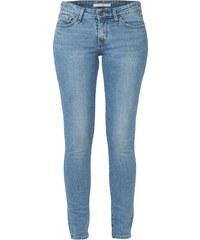 Levi´s® 711 SKINNY Skinny Fit Jeans im Used Look