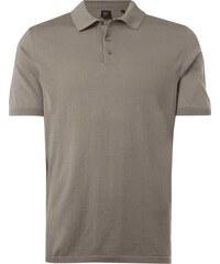 Paul Rosen Men Strick-Poloshirt aus reiner Baumwolle