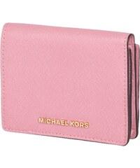 MICHAEL Michael Kors Geldbörse aus Saffianoleder mit Sichtfach