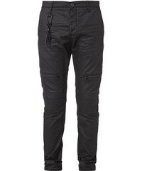 Antony Morato Coated Slim Fit Jeans im Biker-Look