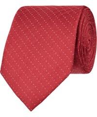 Calvin Klein Krawatte mit feinem Tupfenmuster