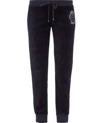 Juicy Couture Low Waist Skinny Fit Sweatpants mit Logo-Print