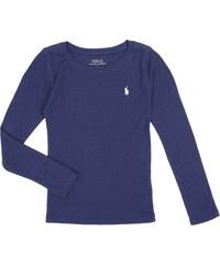 Ralph Lauren Childrenswear Longsleeve mit Logo-Stickerei
