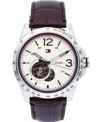 Tommy Hilfiger Uhr mit Armband aus echtem Leder