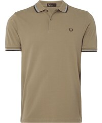 Fred Perry Poloshirt mit Logo-Stickerei