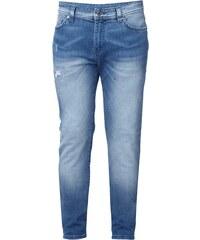 MCNEAL Used Look Slim Fit 5-Pocket-Jeans