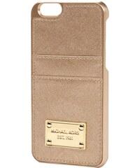 MICHAEL Michael Kors iPhone Case mit Besatz aus echtem Leder