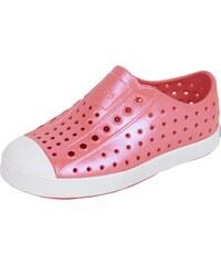 NATIVE Slip-On Sneaker mit eingestanztem Lochmuster