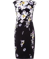 Lauren Ralph Lauren Kleid aus elastischem Material mit floralem Muster