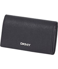 DKNY Geldbörse aus Saffianoleder