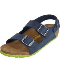 Birkenstock Sandalen aus echtem Leder