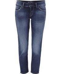 Silver Jeans Regular Fit 5-Pocket-Jeans mit verkürzter Länge