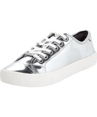 DKNY Sneaker in Metallicoptik