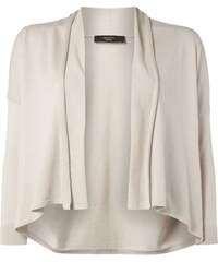 Weekend Max Mara Bolero aus Seide-Baumwoll-Mix