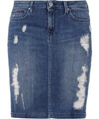 Hilfiger Denim 5-Pocket-Jeansrock im Destroyed Look