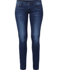G-Star Raw Stone Washed Super Skinny Fit Low Rise Jeans
