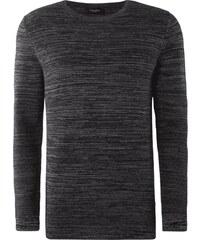 Calvin Klein Pullover mit Rippenstruktur