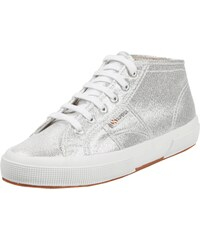 Superga Sneaker in Metallicoptik