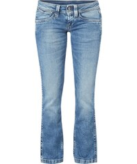 Pepe Jeans Double Stone Washed Bootcut Jeans