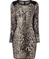 Marc Cain Sports Kleid mit Leopardenmuster