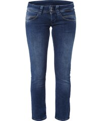 Pepe Jeans Regular Fit Jeans im Stone Washed-Look
