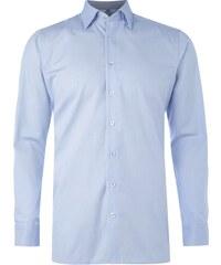 Christian Berg Men Regular Fit Business-Hemd mit feiner Webstruktur