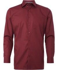 Christian Berg Men Business-Hemd aus bügelfreier Baumwolle