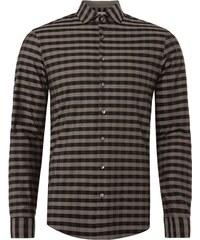 Calvin Klein Slim Fit Hemd mit Vichy Karo