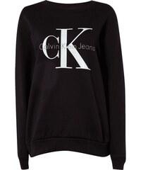 Calvin Klein Jeans Sweatshirt mit Logo-Print