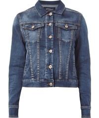 Silver Jeans Jeansjacke mit Brusttaschen