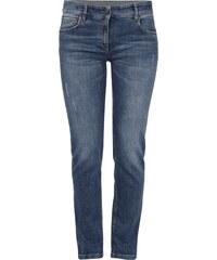 Zerres Stone Washed Jeans mit weiter Taille