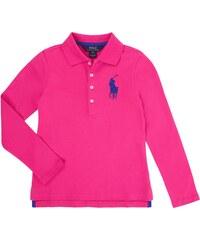 Ralph Lauren Childrenswear Poloshirt mit langen Ärmeln