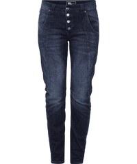 MAC 5-Pocket-Jeans mit Besatz aus Swarovski-Kristallen