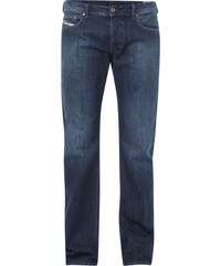 Diesel Regular Bootcut Jeans im Stone Washed Look