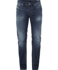 Diesel Stone Washed Regular-Straight Fit Jeans